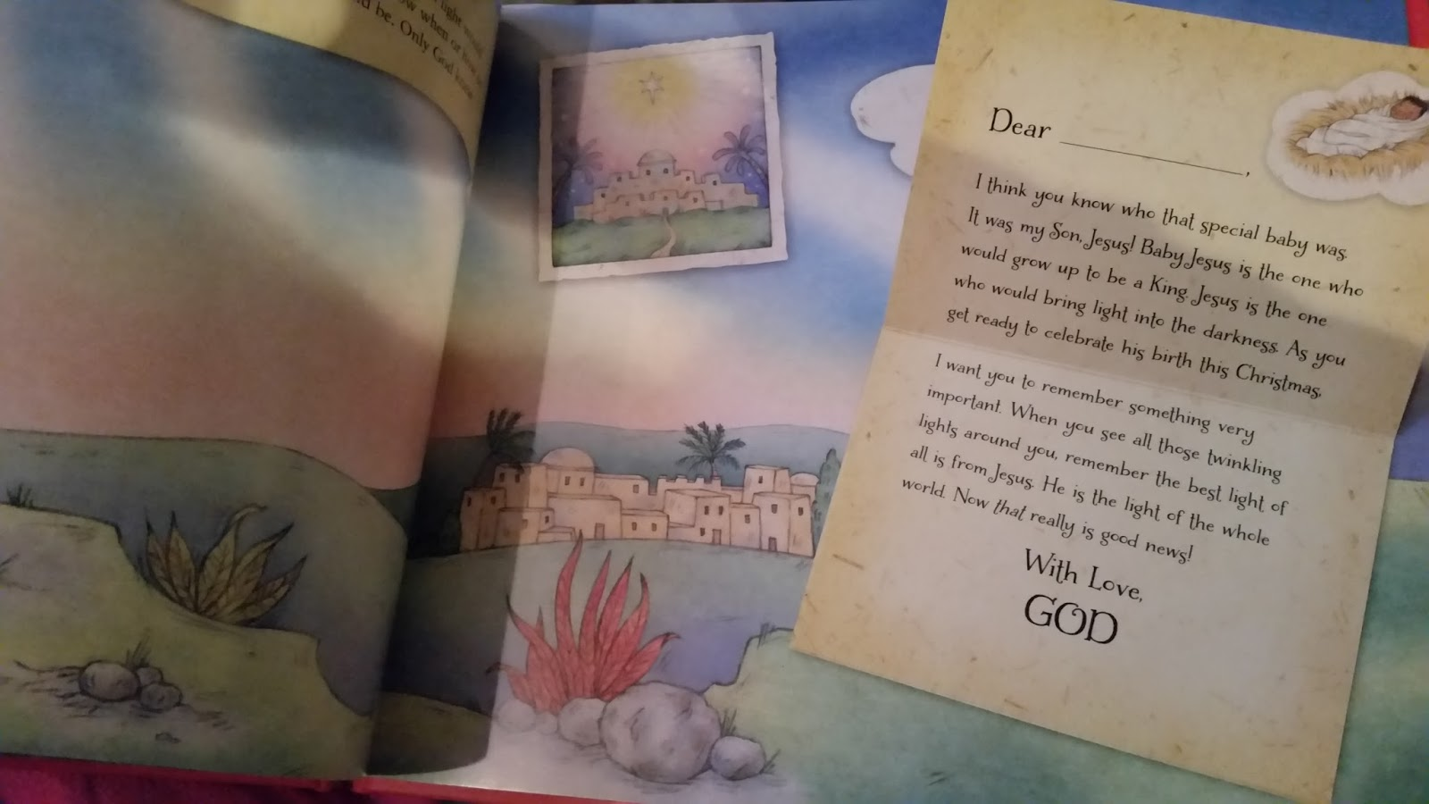 A Journey For Life Christmas Love Letters From Godreview