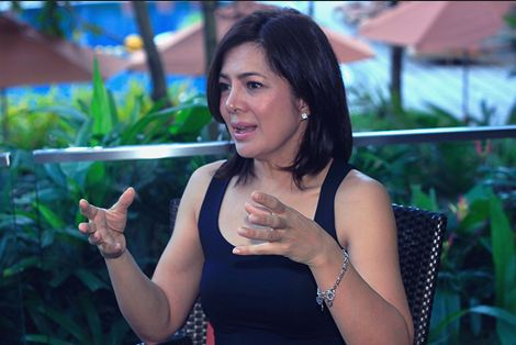 Alice Dixson Finally Breaks Her Silence About the 'Taong Ahas' Urban Legend