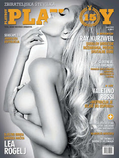 Revista Playboy Eslovenia-Junio 2016 PDF Digital