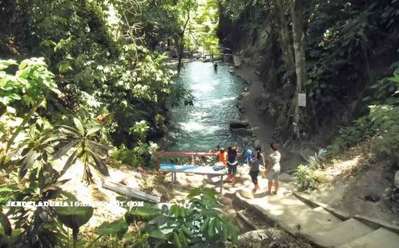 Objek Wisata Pemandian Alam Karang Anyar Siantar