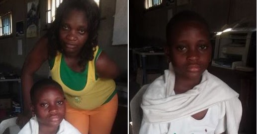 Girl Kidnapped By Mother's Boyfriend Rescued By Lagos Police