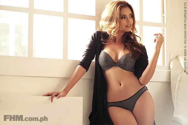 rizza diaz sexy fhm bikini pics 04