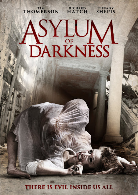 asylum of darkness poster