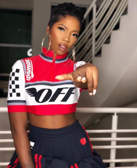 Tiwa Savage Claims Yet Another Biggest Awards