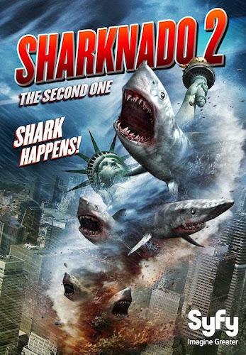 Tornado de Tiburones 2 El Segundo DVDRip Latino