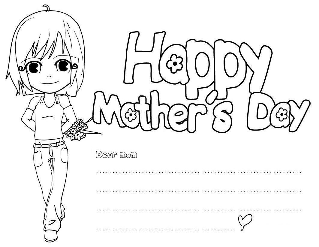 Fun Amp Learn Free Worksheets For Kid Mother S Day