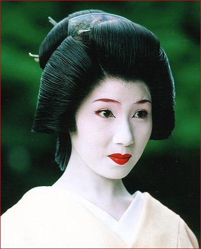 traditional japanese wedding hairstyles