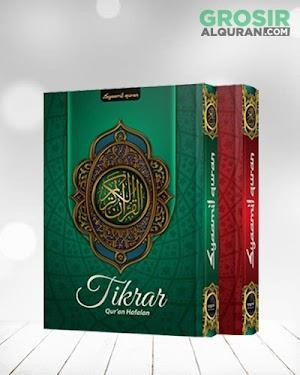 Al Quran Tikrar Hafalan Ukuran Sedang A5
