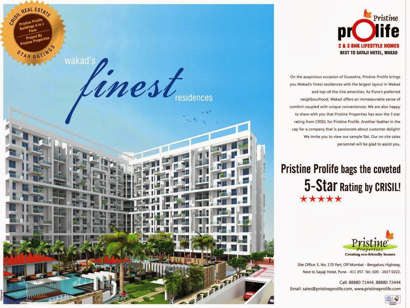 Ravi Karandeekars Pune Real Estate Advertising And