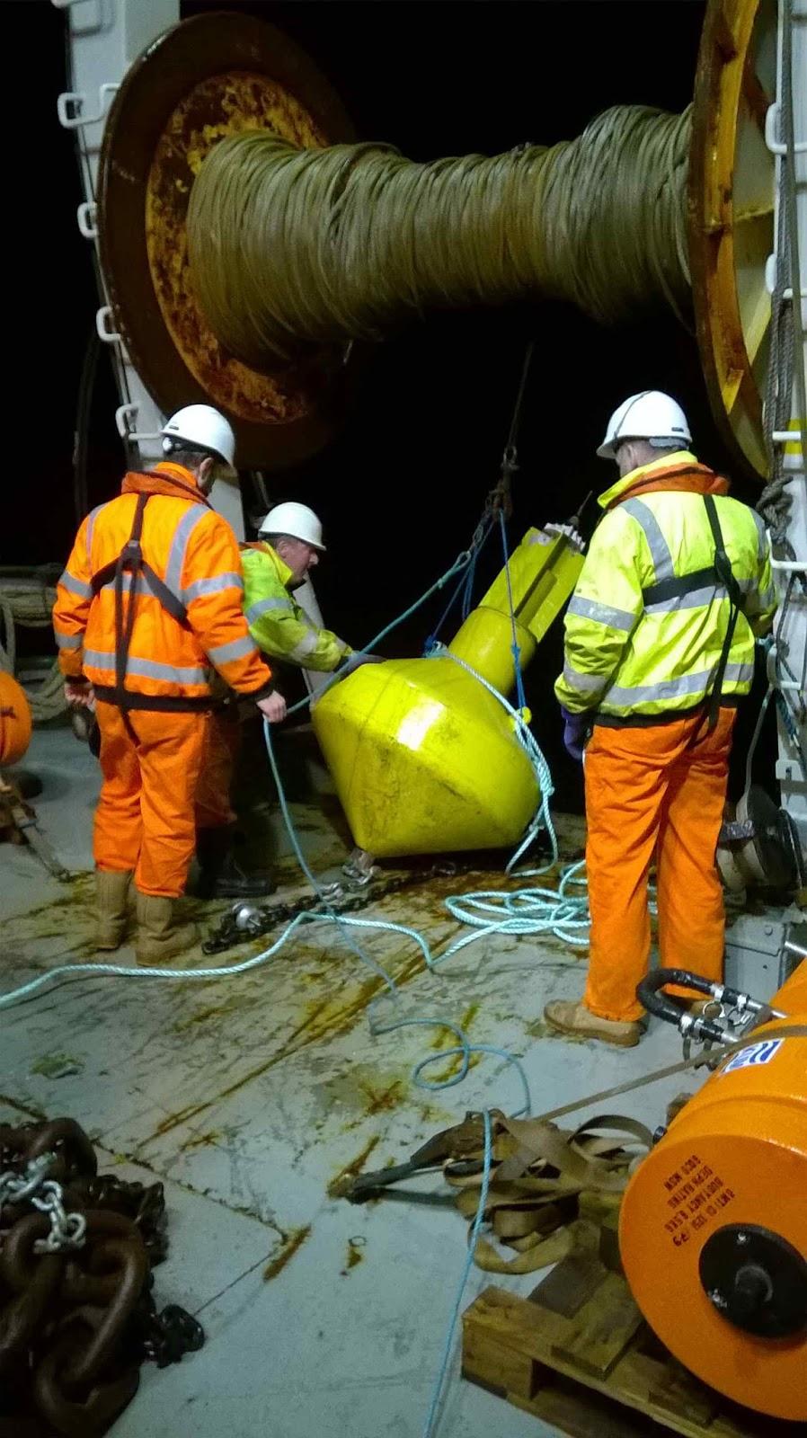 Rockall OBS Network - deployment update | Scientists@Sea