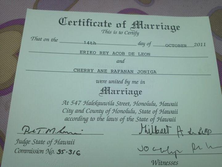WEDDING DAY (OCT. 14, 2011)