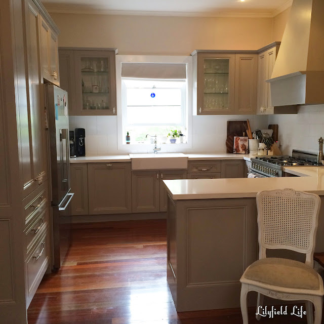 french provincial kitchen by Lilyfield life
