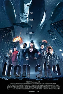 MOVIES MOBILE TERBARU :Iron Sky (2012) + Subtitle Indonesia