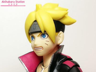 S.H.Figuarts Boruto Uzumaki de Boruto: Naruto Next Generations - Tamashii Nations.