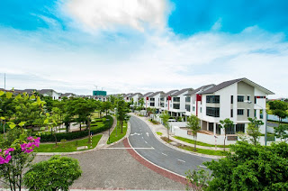 Biệt thự đơn lập Gamuda Gardens tạo điểm nhấn
