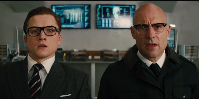 Kingsman: The Golden Circle: Film Review