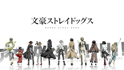 Bungou Stray Dogs 2 Subtitle Indonesia [Batch]