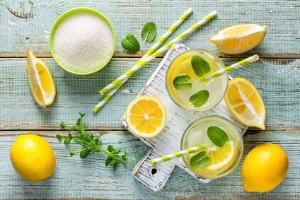 LEMONIADA - przepis na idealny napój na upały!