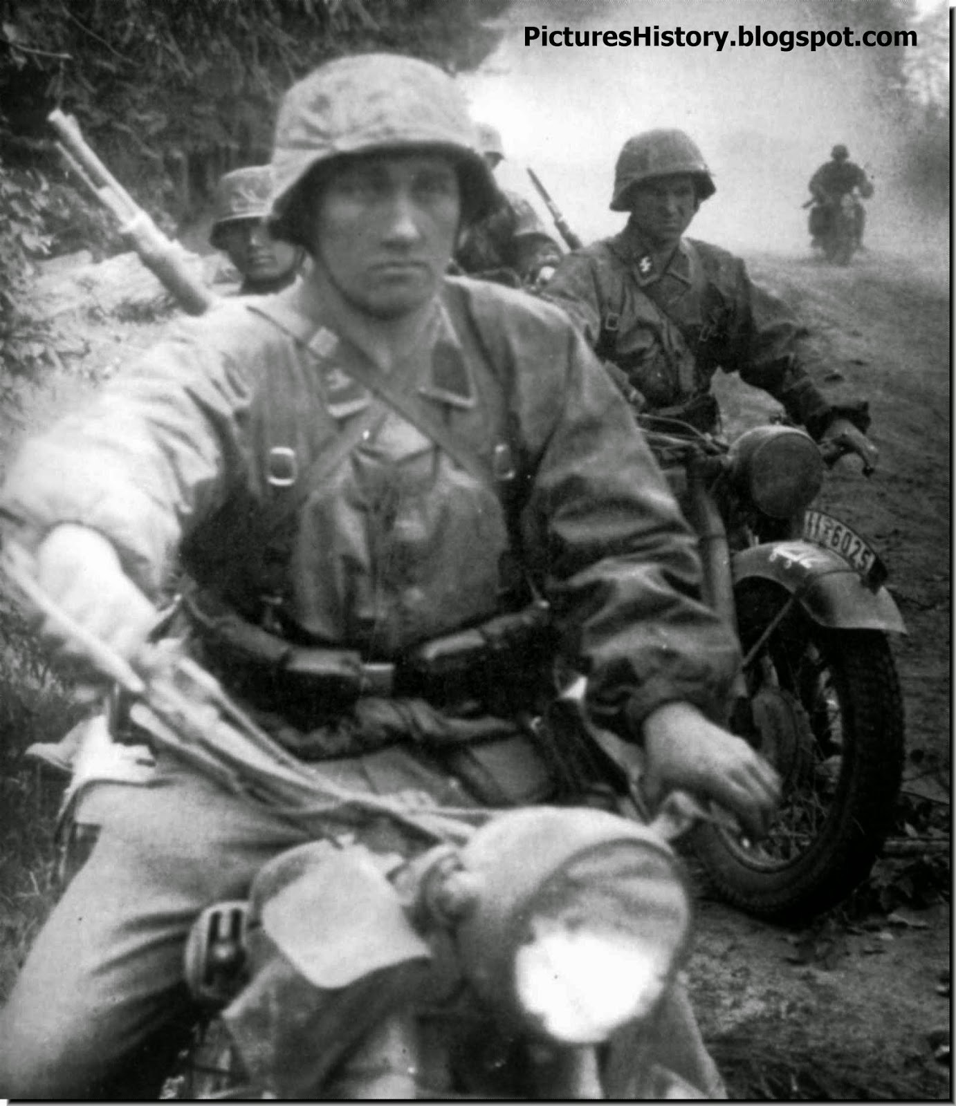 Waffen SS Viking Division soldier 1941 Eastern Front