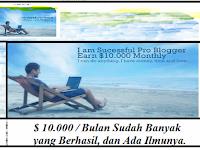 Tahapan yang Dilalui untuk Mendapat $10.000 per Bulan dari Internet, Apakah Terbukti !!!