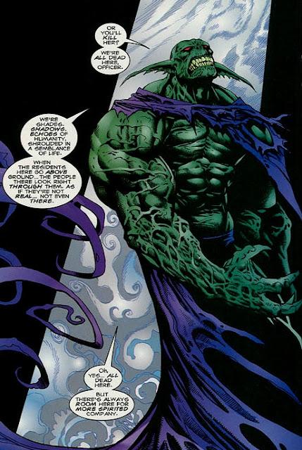 Abominación villano de Hulk