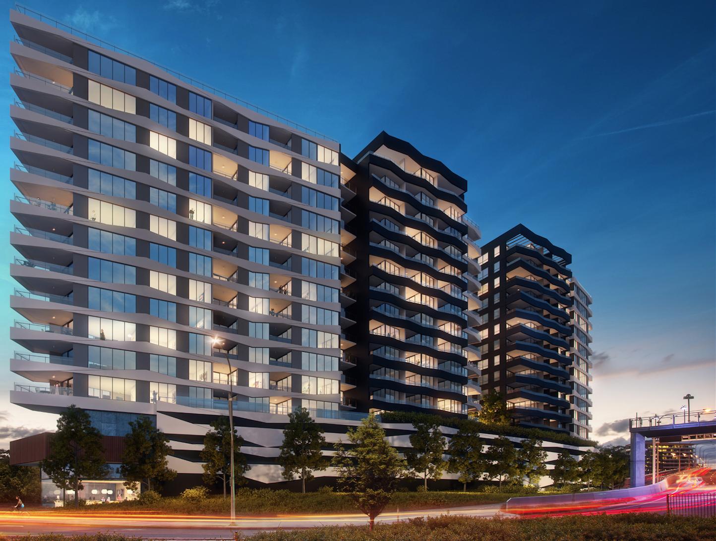 Brisbane Apartment: Spice Apartments at South Brisbane