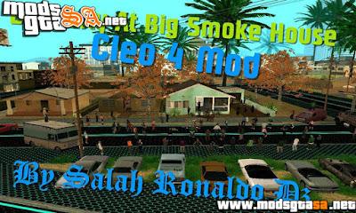 Mod Mega Festa na Casa do Big Smoke