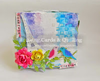 http://reusingwithquilling.blogspot.in/2015/05/mixed-media-altered-box-short-tutorial.html