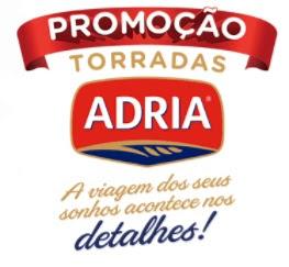 Cadastrar Promoção Adria Torradas 2017 A Viagem dos Seus Sonhos Acontece em Detalhes