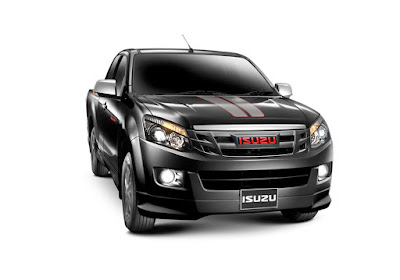 Isuzu D-Max X-Series Hd picture