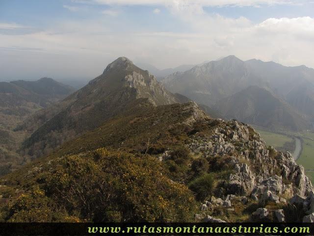 Sierra a la Corona Castiellu