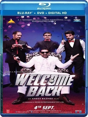 Welcome Back Full Movie Download (2015) 1080p & 720p BluRay