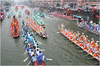 Chinese Dragon boat festival, dragon boat, Chinese festival