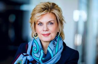 Anne Finucane, vice-présidente du conseil d'administration de la Bank of America Corp