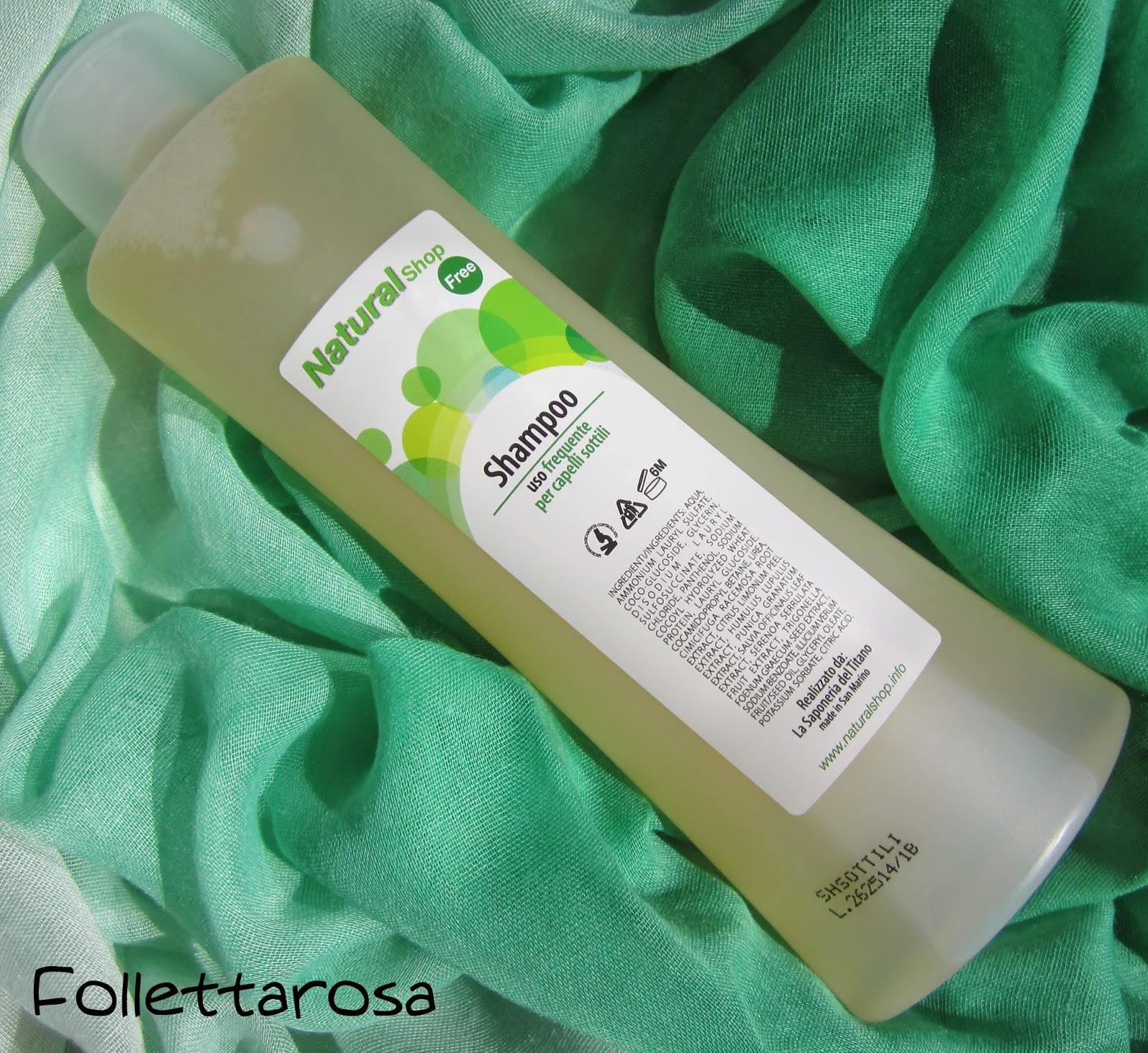 shampoo ecobio