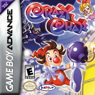 Rom de Crazy Chase - PT-BR - GBA - Download