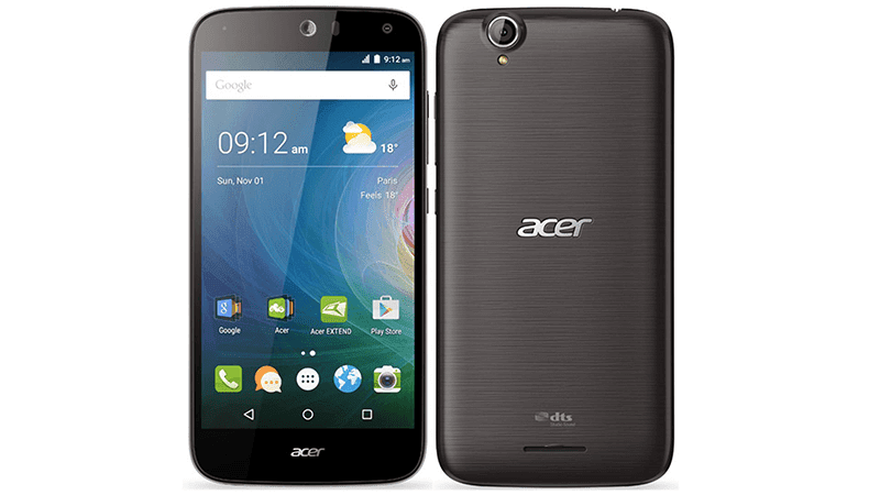 Acer Liquid Z630 Now In PH! A Powerful 64 Bit Selfie Phone With LTE And 4000 mAh Priced At Just 6790 Pesos!