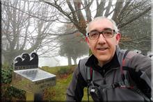 Azero mendiaren gailurra 971 m. - 2018ko apirilaren 14an