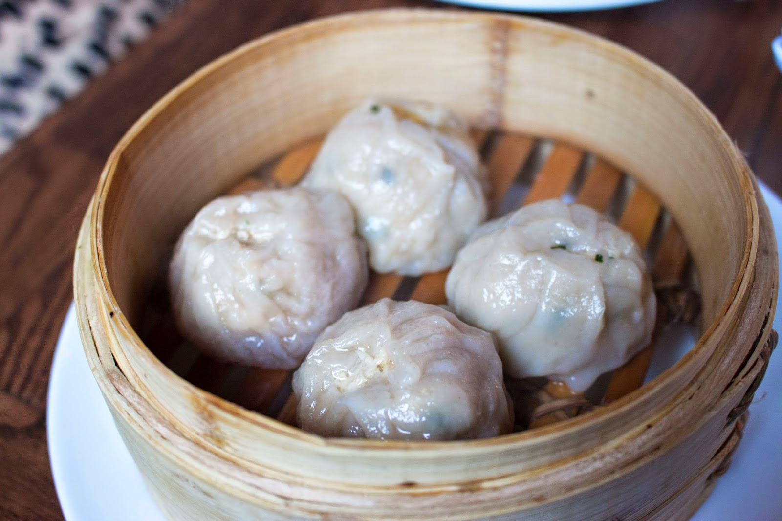 Philly Food Blog: Sampan General Tso Soup Dumplings