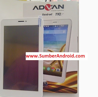 Cara Mudah Flash Android Advan T1Q (KITKAT)