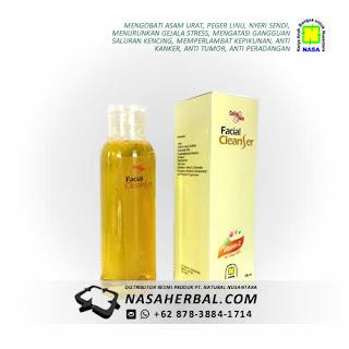 Collaskin Facial Cleanser, Fasial Pemutih Kulit