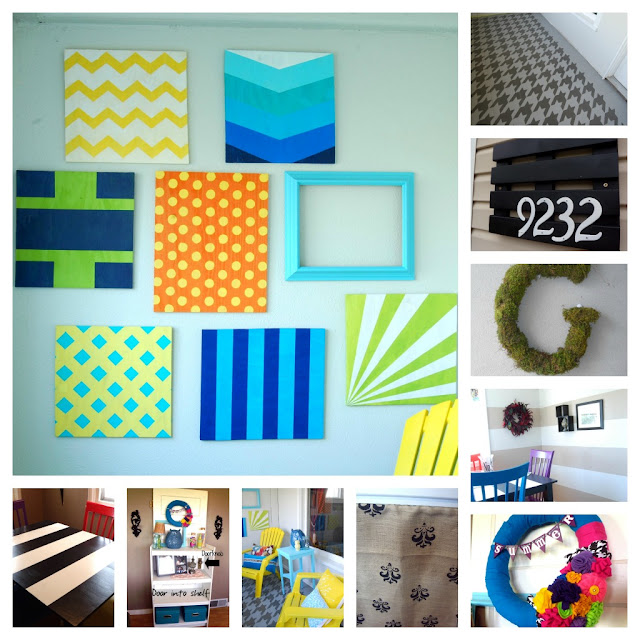 Girl Loves Glam Home Decor Projects