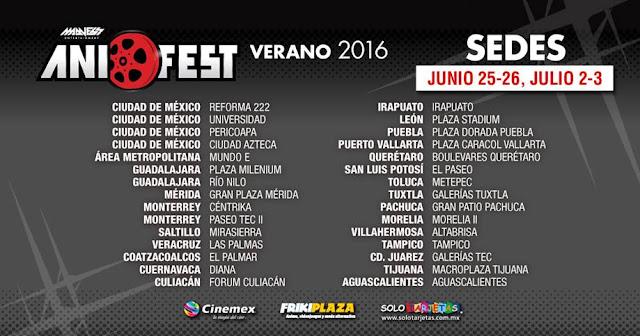 SEDES-ANIFEST-FESTIVAL-ANIMACIÓN-VERANO-2016