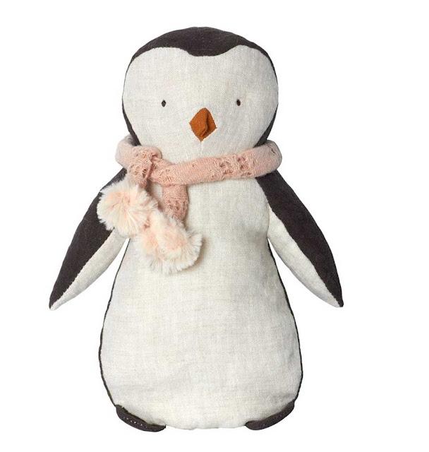 polar friends knuffel maileg