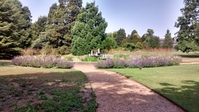 Cambridge Botanic Garden In UK Travel Blog