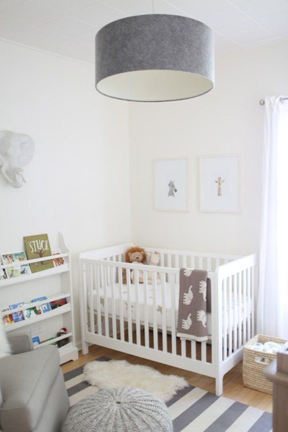 Girl Nursery Bedding Fabric