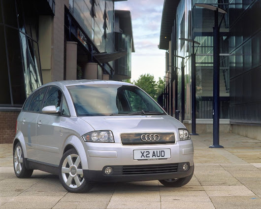 Oddities: Audi A2