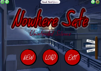 Visual Novel Review: Nowhere Safe: Unintended Silence