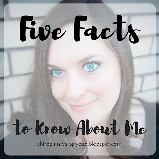 Five Facts to Know About Me. #parenting #motherhood #workingmom