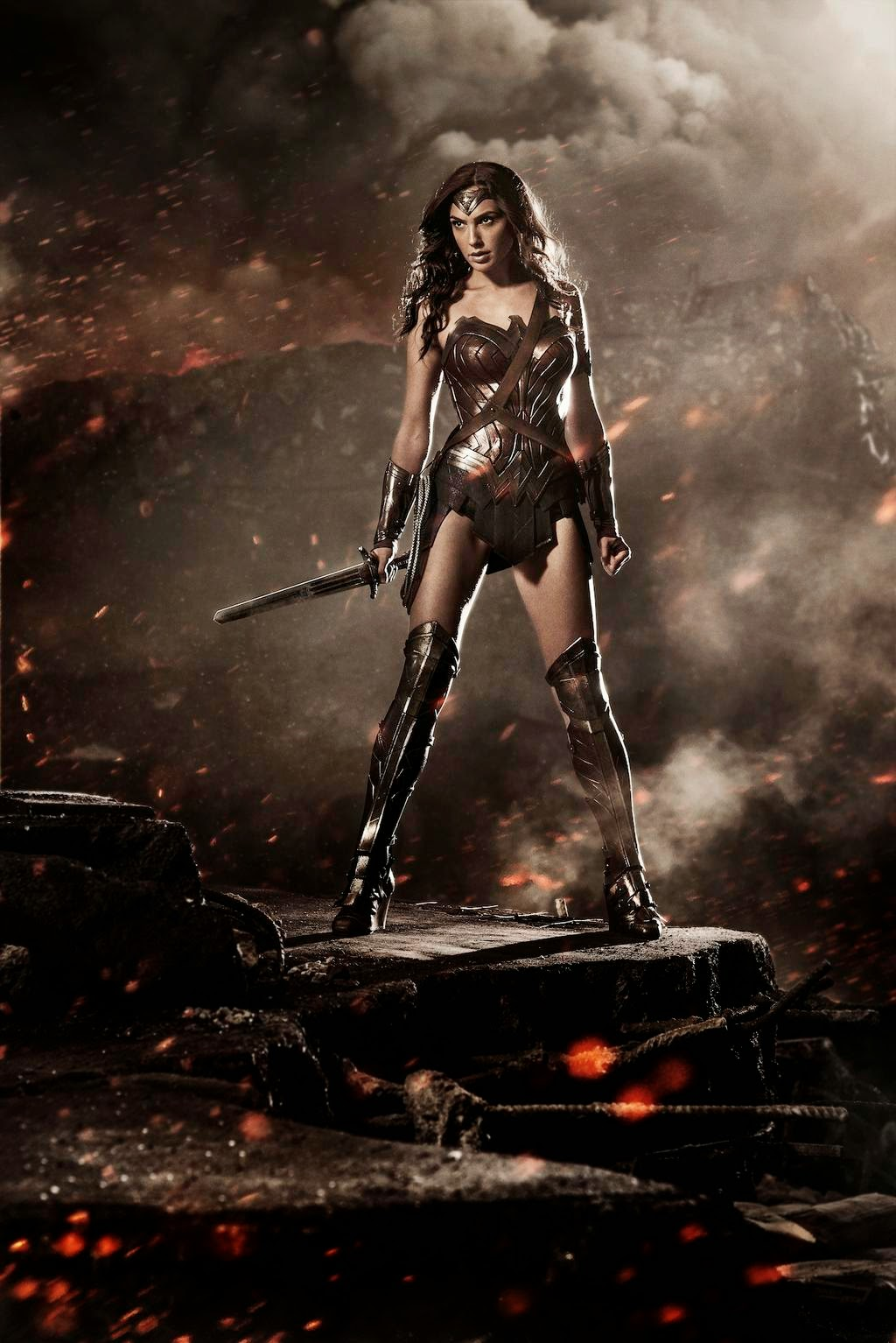 News and Rumors on Wonder Woman's role in Batman vs. Superman